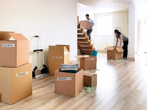 Labelled-Cardboards-for-Moving-House-Packing